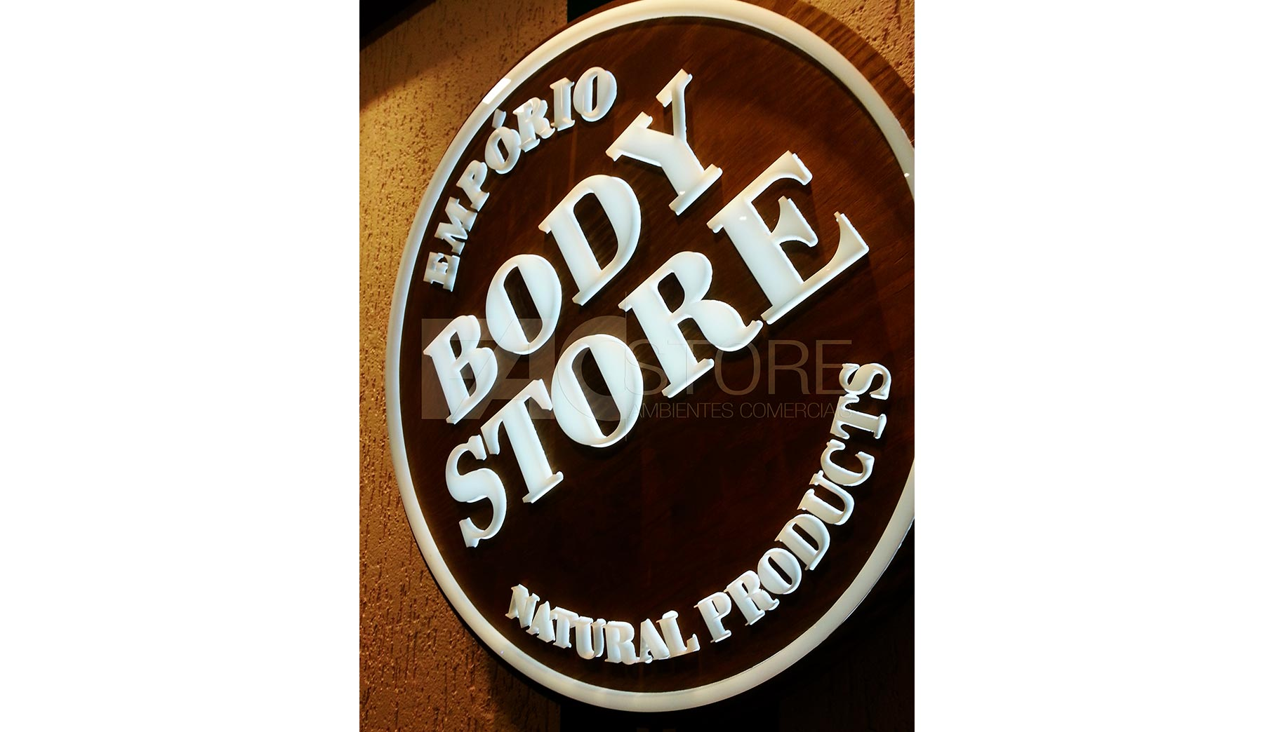 Quiosques para Shopping Body_Store